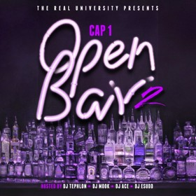 Open Bar 2 Cap 1 front cover