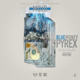 Blue Money Pyrex Mojo front cover
