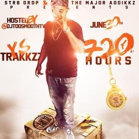 720 HOURS YS Trakkz front cover