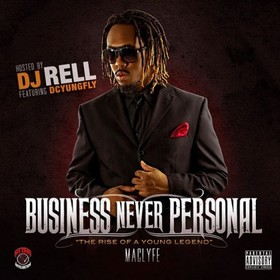 Business Never Personal Maclyfe front cover
