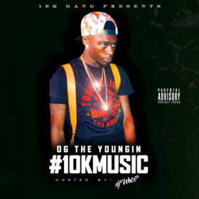 #10KMUSIC OG The Youngin front cover