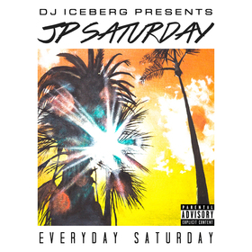 Everyday Saturday JP Saturday front cover