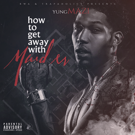 How To Get Away With Murder Yung Mazi front cover