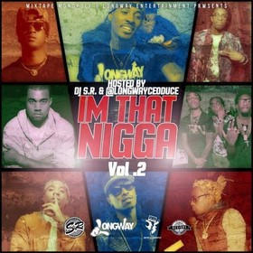 I'm That N*gga 2 (July 4th Edition) DJ S.R. front cover