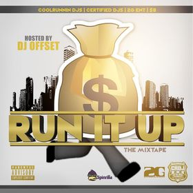 Run It Up Bigga Rankin front cover