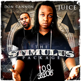 Stimulus Package JuiceMob Marley front cover