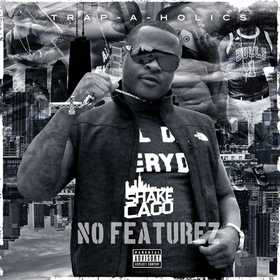No Featurez Shake Smiff front cover