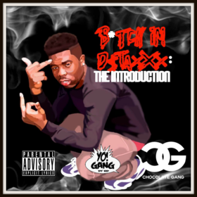 B*tch Im D$taxXx: The Introduction D$taxXx front cover