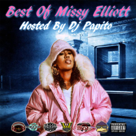 Best Of Missy Elliott DJ Papito front cover