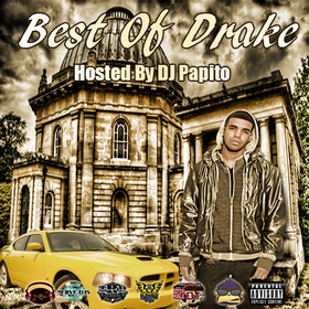 Best Of Drake DJ Papito front cover