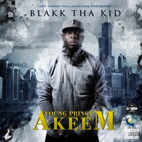 Young Prince Akeem Black Tha Kidd front cover
