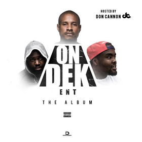 On Dek The Album On Dek Ent. front cover