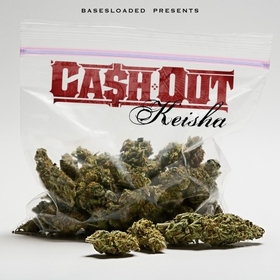 Keisha Ca$h Out front cover