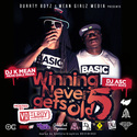 Winning Never Gets Old Vol. 5 (Hosted By Vo & Elroy Ave) Various Artists front cover
