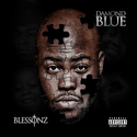 Blessonz Damond Blue front cover