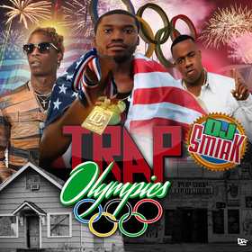Trap Olympics DJ Smirk front cover