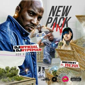 New Pack In DJ Official front cover