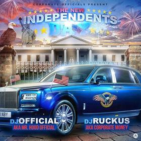 The New Independents DJ Official front cover