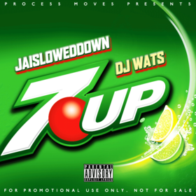 7UP DJ Wats front cover