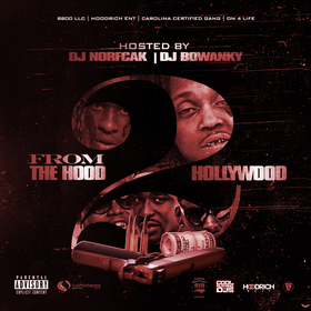 From Da Hood 2 Hollywood DJ Evryting Criss front cover