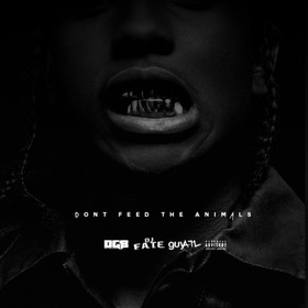 Don't Feed The Animals GuyATL front cover