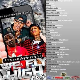 We Fly High Pt. 5 Various Artists front cover