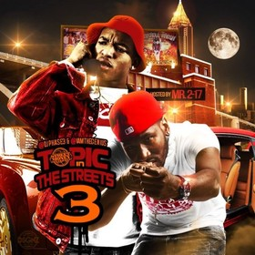 Topic In The Streets 3 (Hosted By Mr 2-17) DJ Genius front cover