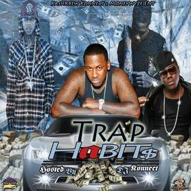 Trap Habits DJ Konnect  front cover