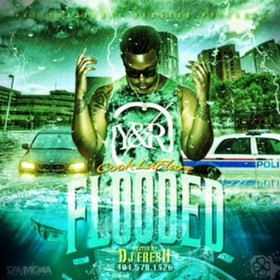 Flooded Cook LaFlare front cover