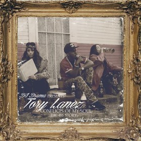 Conflicts Of My Soul (The 416 Story) Tory Lanez front cover