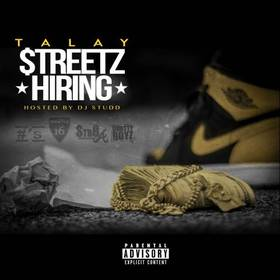 Streetz Hiring Talay front cover