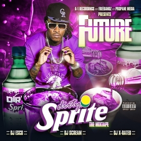 Dirty Sprite Future front cover