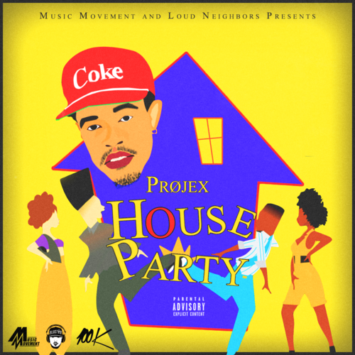 Projex House Party Intro Spinrilla
