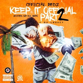 Keep It Official Part 2 Official Redz front cover