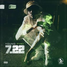 7.22 Young Pyro front cover