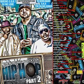 The Building Blocks Of Hip Hop Part 2 Colossal Music Group front cover