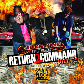 Return To Command Pt 2 OfficialBlaza front cover