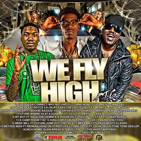 We Fly High Pt.6 Various Artists front cover