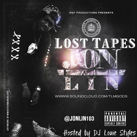 Lost Tapes EP Jon Lin front cover
