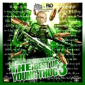 The Best Of Young Thug 3 Dj Trey Cash front cover