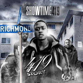 419 Story Showtime419 front cover
