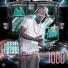 1000 Future front cover