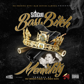 Boss Bitch Mentality SheGotti front cover