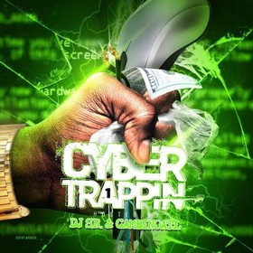 Cyber Trappin DJ S.R. front cover