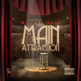 The Main Attraction Milli front cover