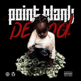 Point Blank Period LaTre' front cover