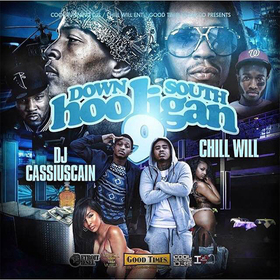 Down South Hooligan Vol. 9 DJ Cassius Cain front cover