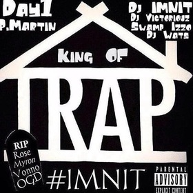 King Of Trap IMNIT front cover