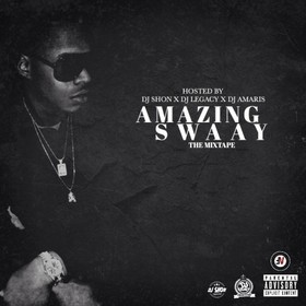 #AmazingSwaay City Swaay front cover
