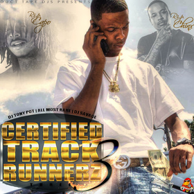 Certified Track Runnerz 3 Dj Tony Pot front cover